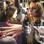 LFW: MAC do gothic glam for Jean-Pierre Braganza AW13