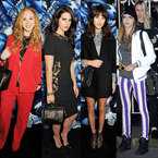 LFW: Alexa Chung & Lana Del Rey hit Mulberry AW13