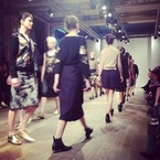 London Fashion Week: Clements Ribeiro AW13