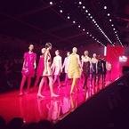 London Fashion Week: Jasper Conran Autumn/Winter 2013