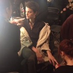 LFW: Backstage beauty at Rihanna for River Island