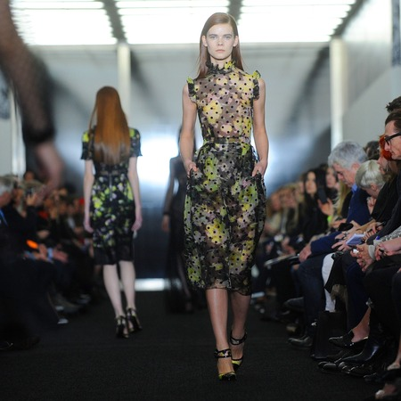 Erdem AW13 at LFW