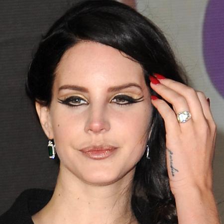 Lana Del Rey at BRITS