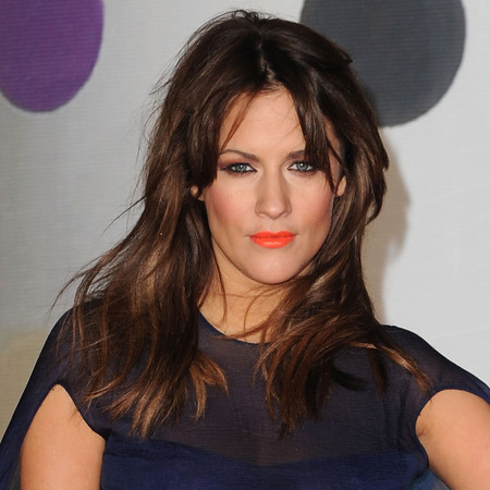LONDON, ENGLAND - FEBRUARY 20:  Caroline Flack attends the Brit Awards 2013 at the 02 Arena on February 20, 2013 in London, England.  (Photo by Eamonn McCormack/Getty Images)