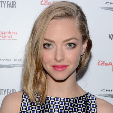Amanda Seyfried at Les Miserables party