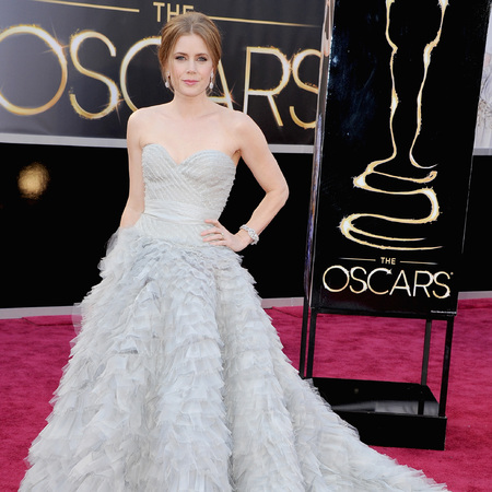 Amy Adams at 2013 Oscars
