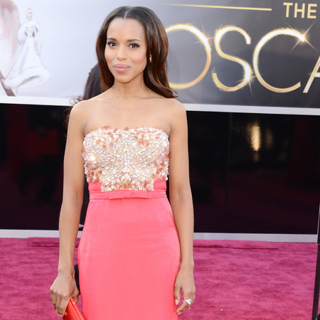 Kerry Washington at 2013 Oscars