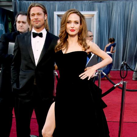 Angelina Jolie Best Oscar dresses
