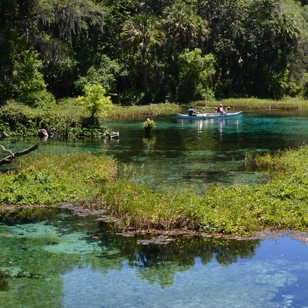 Rainbow Springs Florida