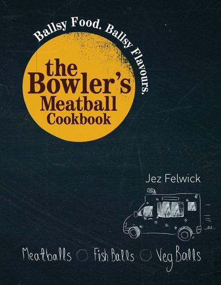 The bowlers meatball cookbook