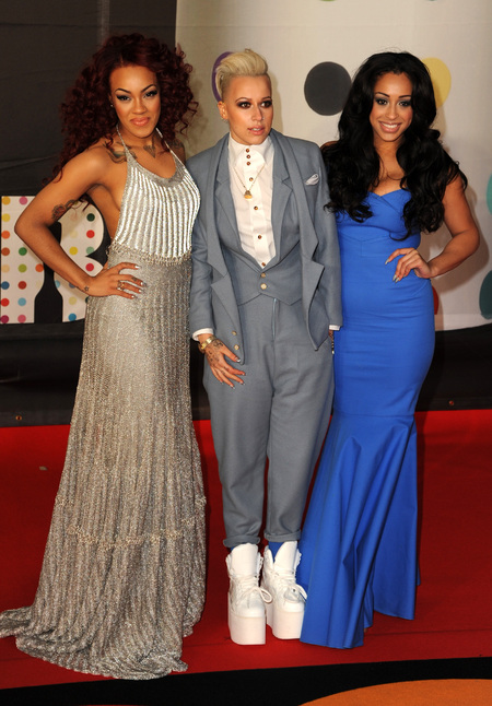 Stooshe work masculine and feminine trends