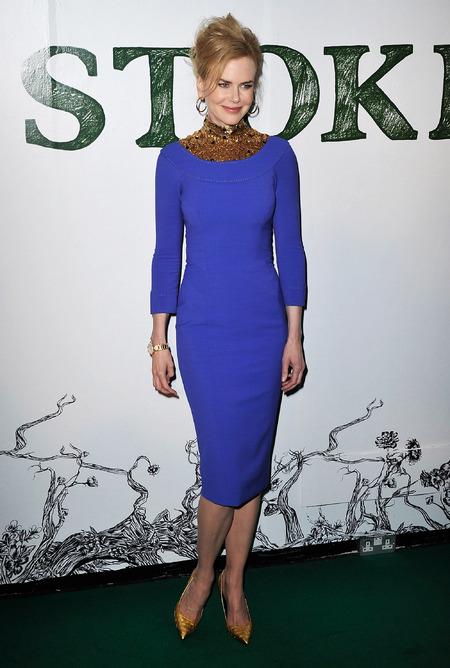 Nicole Kidman wears L'Wren Scott AW13