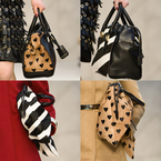 London Fashion Week: Burberry Handbags AW13
