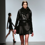 LONDON FASHION WEEK: David Koma Autumn/Winter 2013