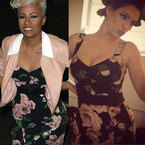 FASHION FIGHT! Emeli Sandé v Kelly Brook in Dolce & Gabbana