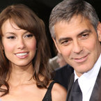 George Clooney girlfriend has no paparazzi problems
