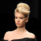 WEDDING hair and beauty INSPIRATION FROM LFW