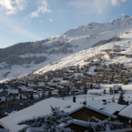 Ski like Prince Harry in Verbier, Switzerland