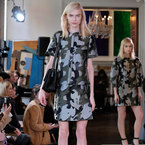 LONDON FASHION WEEK: Whistles autumn/winter 2013