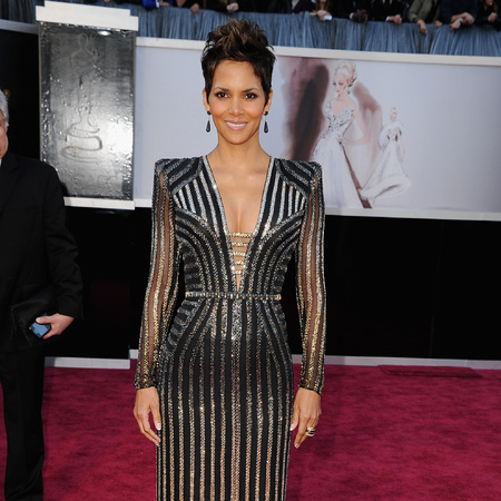 Halle Berry at 2013 Oscars