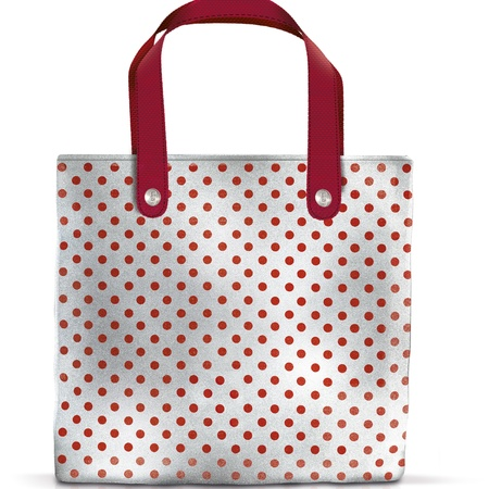 Marc Jacobs Diet Coke polka dot tote bag