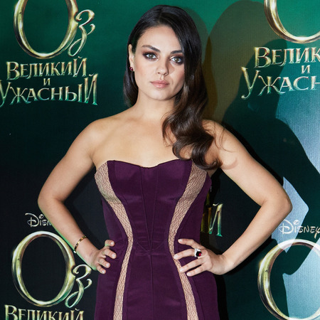 Mila Kunis at Oz The Great and Powerful