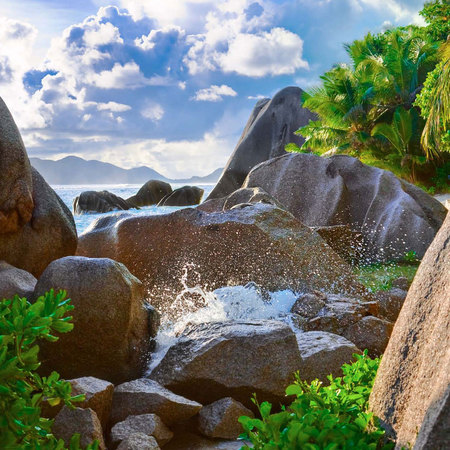 Getting married in the Seychelles