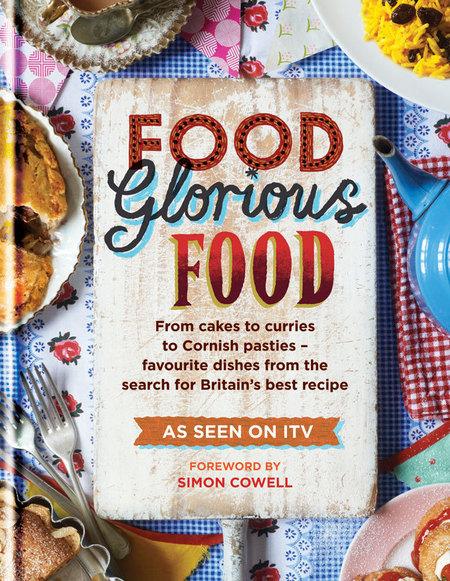 Food Glorious Food recipe book