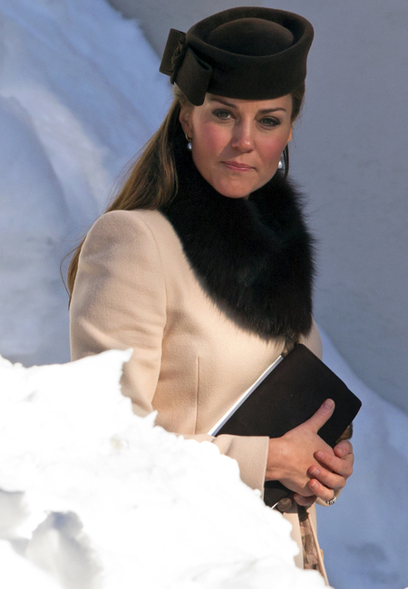 Kate Middleton Swiss Alps wedding