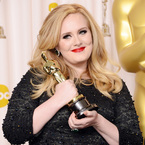 BEAUTY HOW-TO: Adele's Oscars smokey eye & day-to-night pout