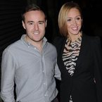 Coronation Street's Alan Halsall to be a dad