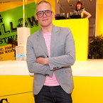 Designer Giles Deacon talks interiors