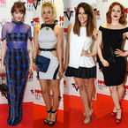 RED CARPET: Celebrity style at the 2013 NME Awards