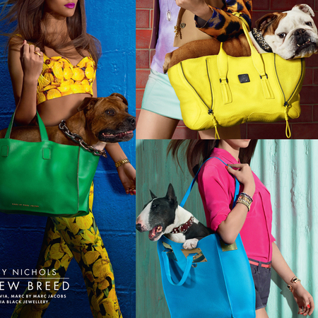Harvey Nichols New Breed SS13 campaign