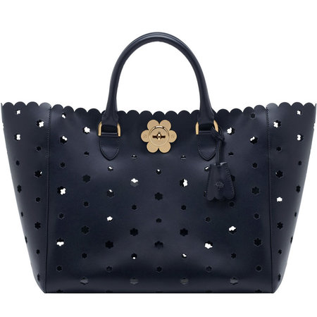 Mulberry's Cut Out Flower Tote handbag