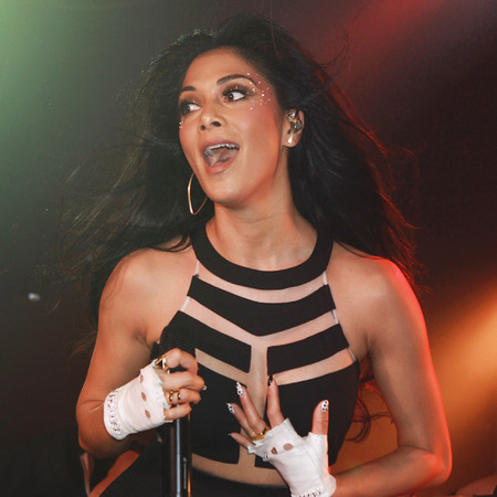 Nicole Scherzinger performs at G-A-Y in London