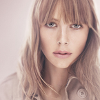 Burberry's English Rose look for Spring