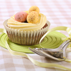 Easter Recipe: Cupcakes with mini eggs