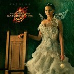 Hunger Games: Couture character portraits