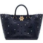 BAG LOVE: Mulberry's Cut Out Flower Tote