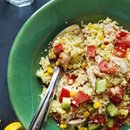 Quick chicken cous cous recipe