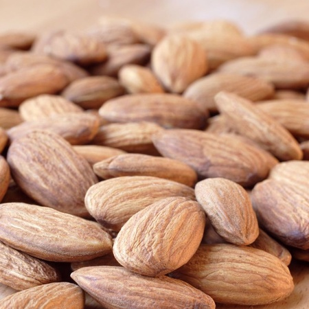 Pack some almonds to keeping you dancing all night