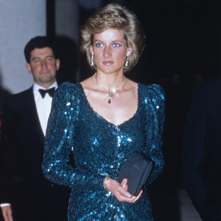 Princess Diana dress to be auctioned at Fit For a Princess