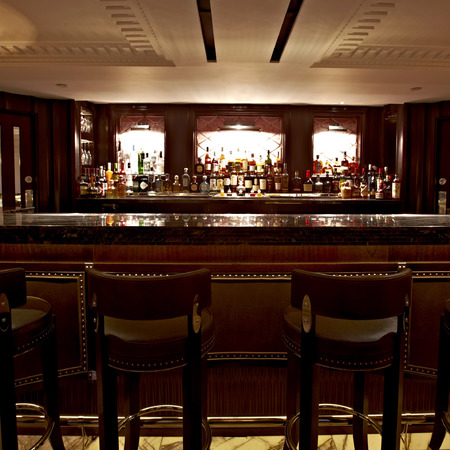 The luggage room bar review