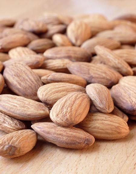 14 almonds