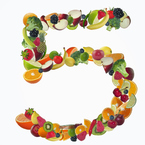 Find out what counts towards your 5 a day