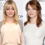 Emma Stone on her blonde vs red hair war