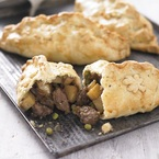 Irish meat pasties with Guinness recipe