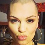 FIRST LOOK! Jessie J shaves head for Comic Relief