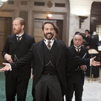 EXCLUSIVE: Celebrate the Shoe Gallery with Mr Selfridge